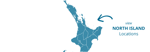North Island Locations